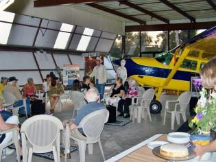 Volunteer at the Aviation Museum of Santa Paula