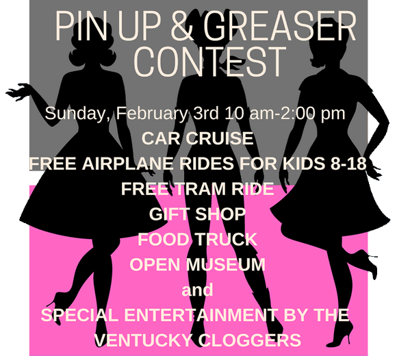 Pin Up & Greaser Contest
